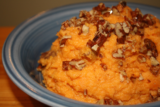 sweet potato puree ingredients for the sweet potatoes 3 large sweet ...