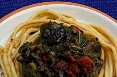 e-Kale-Puttanesca