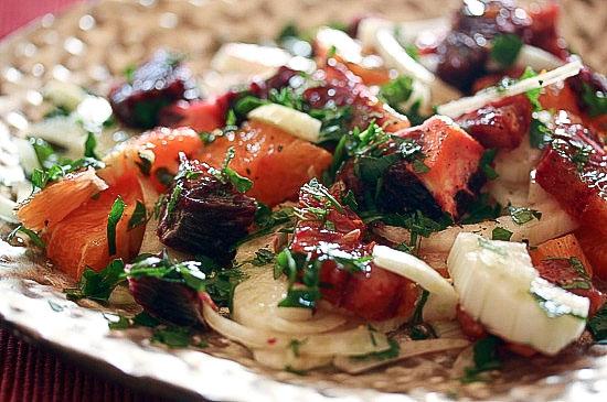 Healthy Green Kitchen Orange and Fennel Salad - Healthy Green Kitchen
