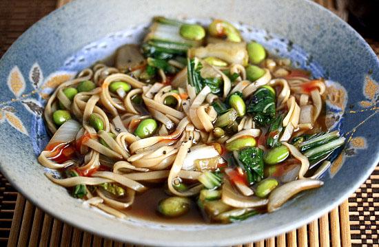 Healthy Green Kitchen Vegetarian Pho (Pho Chay) - Healthy Green Kitchen