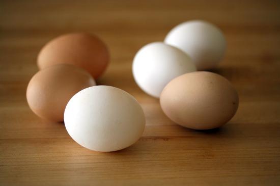 eggsontable