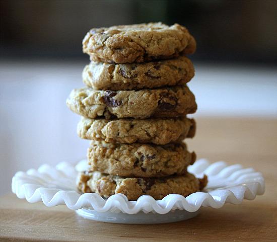 Shauna's GF Choc Chip Cookies