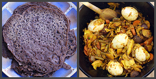 Healthy Green Kitchen Project Food Blog Challenge #2: Injera