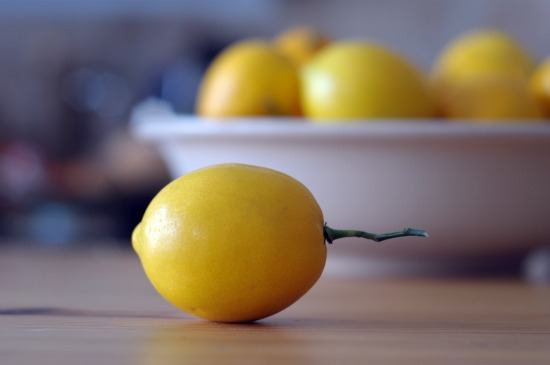 Healthy Green Kitchen Meyer Lemon Curd and Meyer Lemon Frozen Yogurt