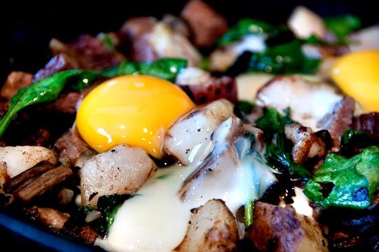 corned beef hash image