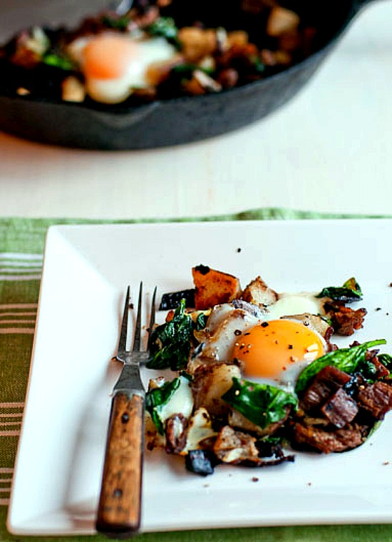 corned beef hash photo