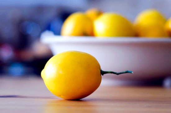 meyer lemon image