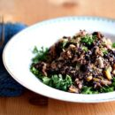black quin red lentil salad 3
