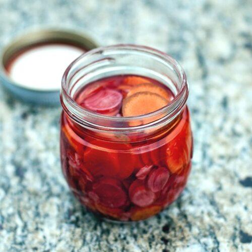 radishes-pickled