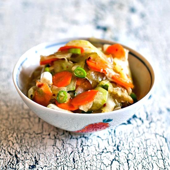 Spicy Cucumber Salad 2