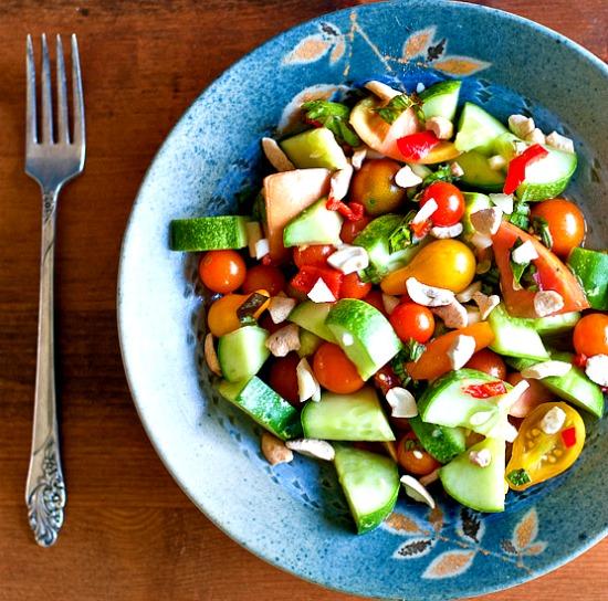 Green Kitchen Recipes: Healthy Green Kitchen Recipe For Southeast Asian Tomato