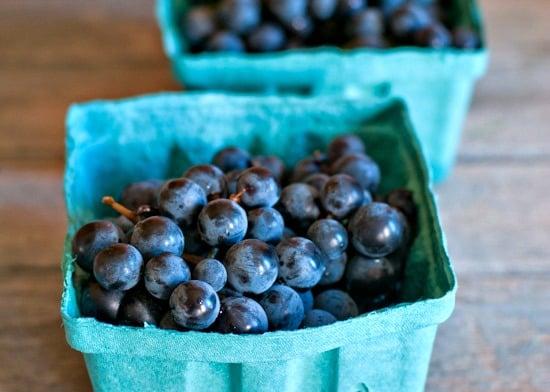 local-concord-grapes