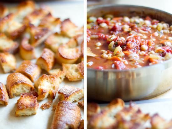 tomato chickpea and bread soup