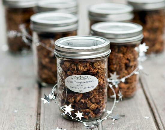 pumpkin granola | healthy green kitchen
