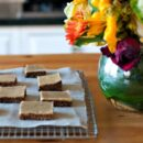 iced ginger bars