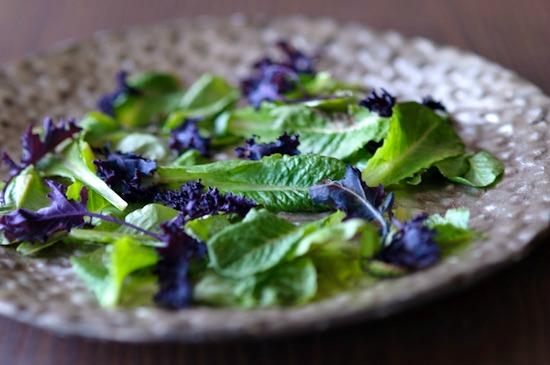 winter lettuces