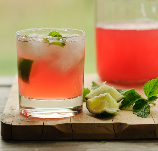 Healthy Green Kitchen Rhubarb-Lemon Balm Margarita and Sayulita Part 2