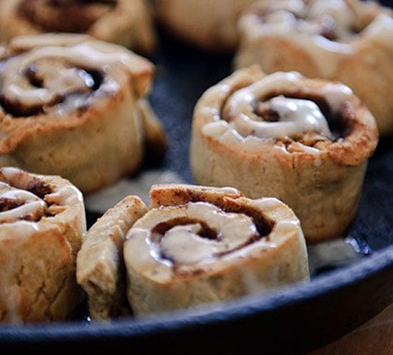 gluten free cinnamon rolls