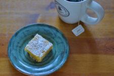 lemon bars from the smitten kitchen cookbook