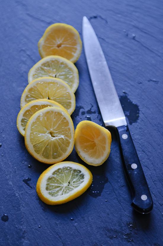 lemon for whole lemon bars