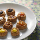 Grain-Free Thumbprint Cookies from www.healthygreenkitchen.com