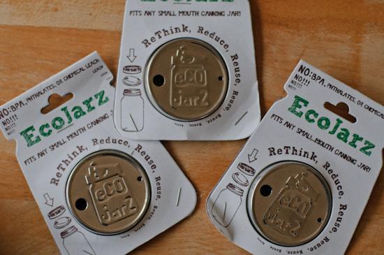 EcoJarz Giveaway on Healthy Green Kitchen