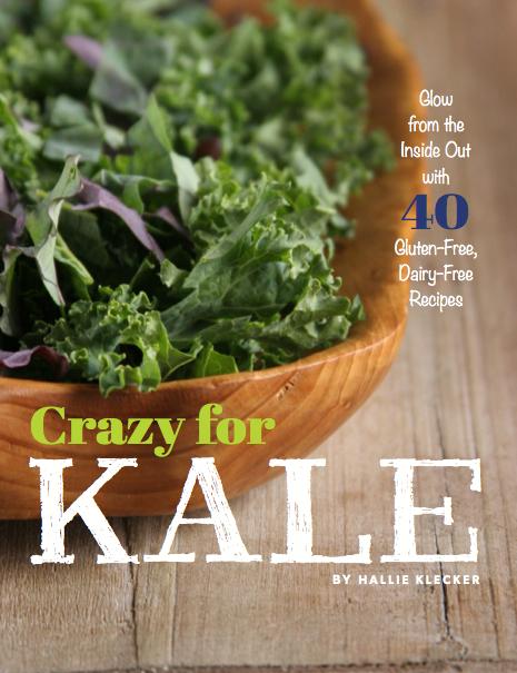 Crazy for Kale by Hallie Klecker