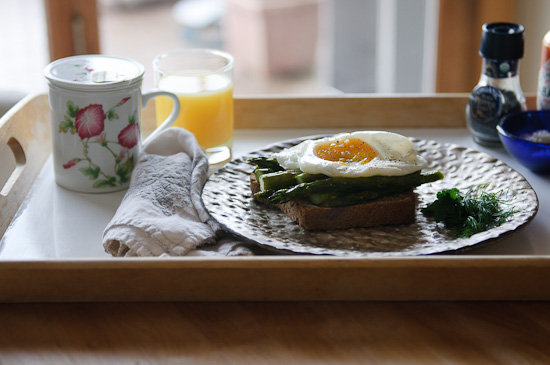Mothers Day Breakfast from Healthy Green Kitchen