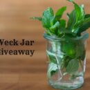 Weck jar giveaway from www.healthygreenkitchen.com