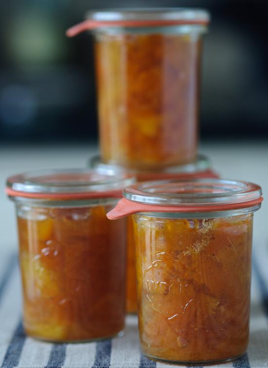 Tangerine Marmalade from www.healthygreenkitchen,com