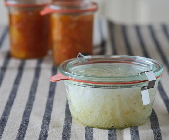Tangerine Scrub from www.healthygreenkitchen.com