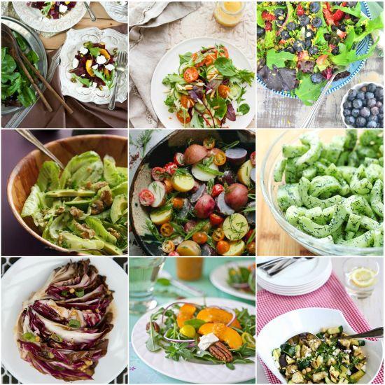 Summer Salads Healthy Green Kitchen
