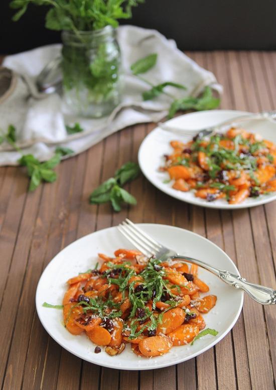 Gina's Carrot Salad at www.healthygreenkitchen.com