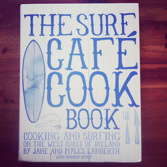 the surf cafe cookbook from www.healthygreenkitchen.com