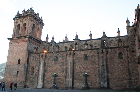 Cuzco cathedral | Healthy Green Kitchen width=