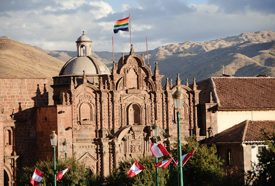 cuzco cathedral_