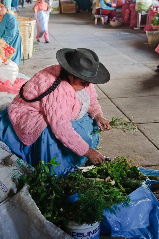 Cuzco market | Healthy Green Kitchen