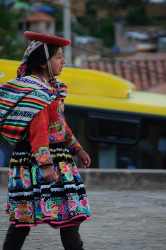 Peruvian woman | Healthy Green Kitchen