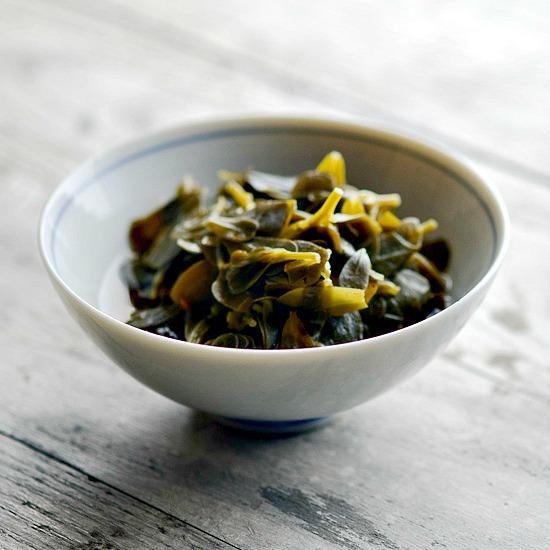 Pickled Purslane   Healthy Green Kitchen