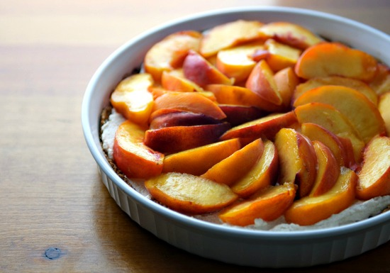 Peach Pie | Healthy Green Kitchen