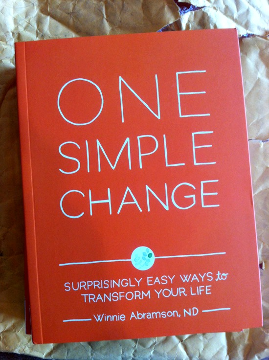 One Simple Change | Healthy Green Kitchen
