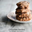 Chocolate Sesame Cookies | Healthy Green Kitchen