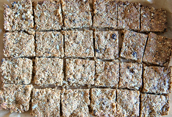 fruit and seed bars