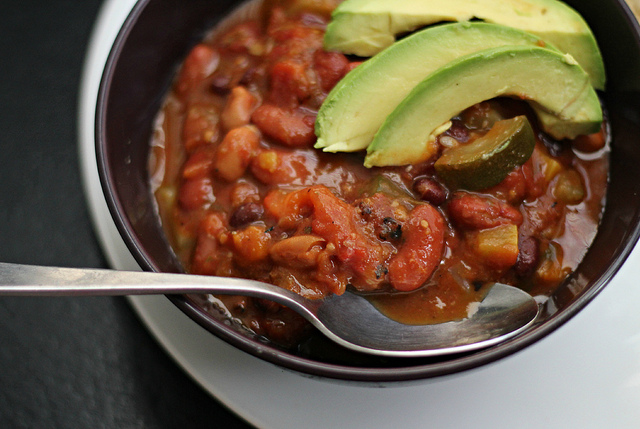 veggie chili | eats well with others