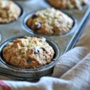 Vegan Banana Muffins | Healthy Green Kitchen