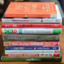 Big Book Giveaway | www.healthygreenkitchen.com