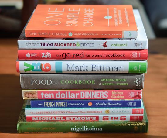 Big Book Giveaway   www.healthygreenkitchen.com