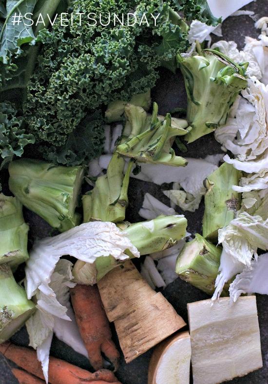 veggies for stock | www.healthygreenkitchen.com