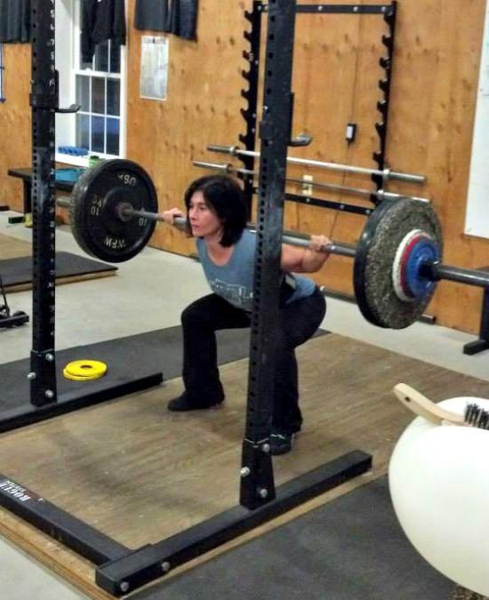 squats 550