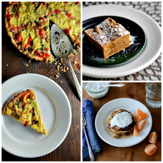 Whole-Grain Mornings | www.healthygreenkitchen.com